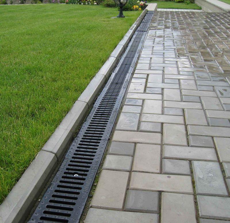 Бордюрный камень садовый фото проекты заборов железобетонных